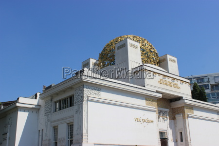 house of the vienna secession
