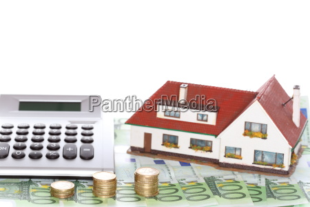 financial plan of a home