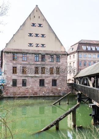 pomost europa bayern bawaria sehenswuerdigkeit atrakcje