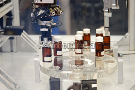produkcji narkotyki butelek butelki produkcja fabrikation