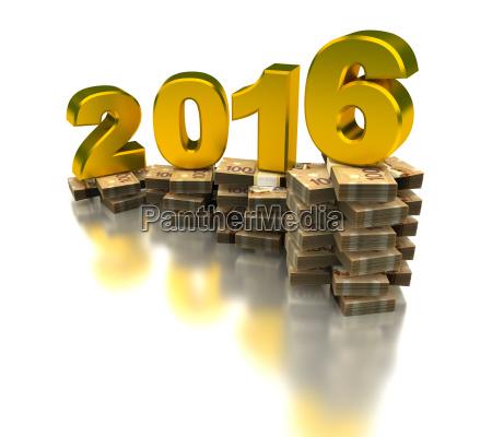 rosnace gospodarki kanadyjskiej 2016