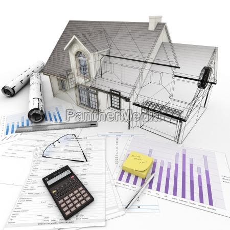 proces, budowy, mieszkań - 14300793