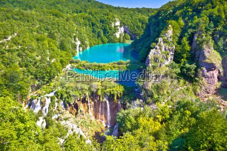 paradise wodospady parku narodowego jezior plitwickich