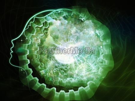 rozkladanie geometrii wewnetrznej