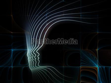 geometria serii soul wzajemne oddzialywanie linii