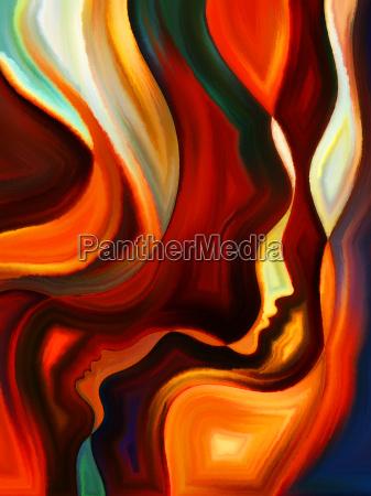 kobieta womane baba profil umowa sztuka