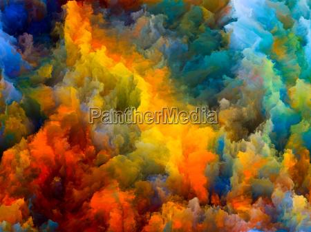 predkosc koloru