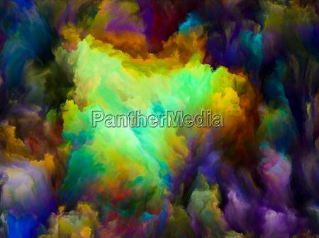 wirtualny zycie koloru
