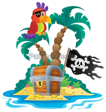 small pirate island theme 1
