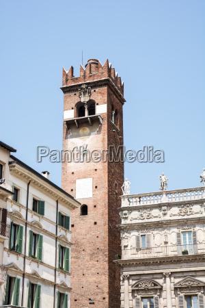 torre del gardello w weronie