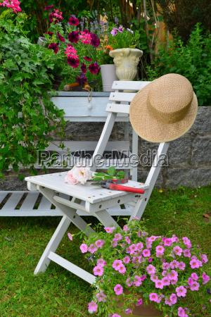 meble ogrodowe lato