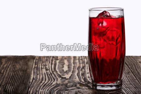 mrozona herbata hibiskusa rosella