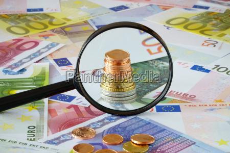 konsumpcja waluta lupa banknotow rachunki banknoty
