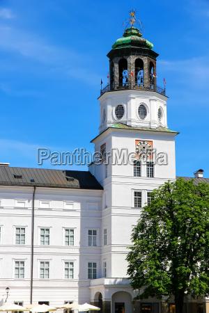 architektura historyczna w salzburgu