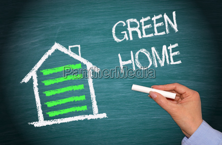 green home excellent energy efficiency
