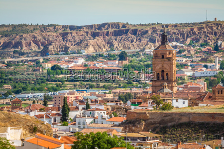 guadix villages in the province of