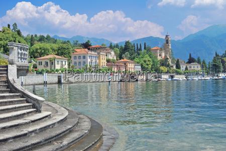 holiday resort tremezzo on lake como