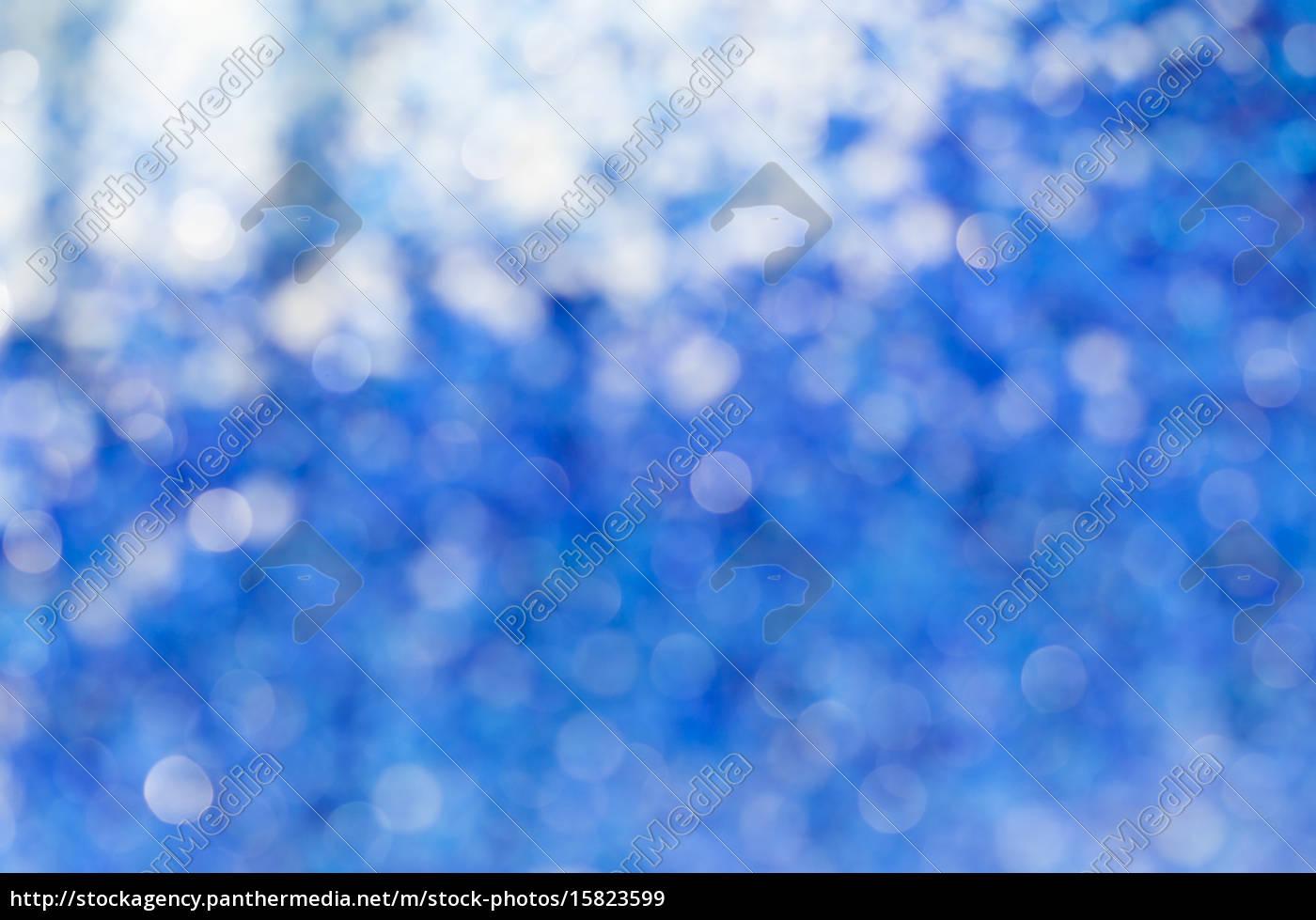 niebieskie, rozmyte, tło - 15823599