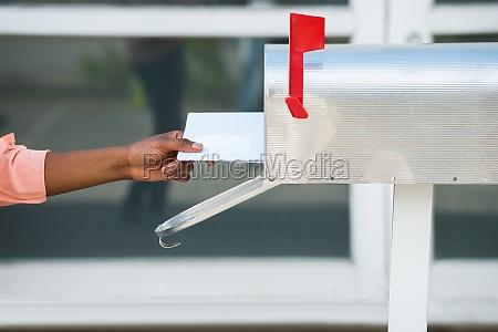 listow skrzynka na listy otwarty poczta
