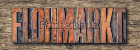 stare drewniane palety pchli targ