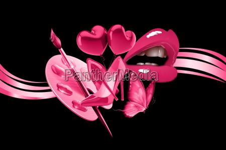 różowy... - 16338855