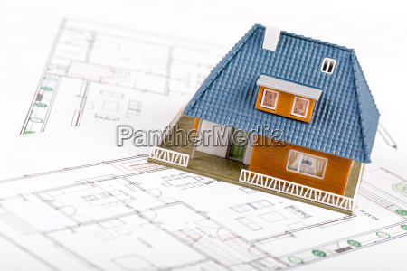 real estate development house scale