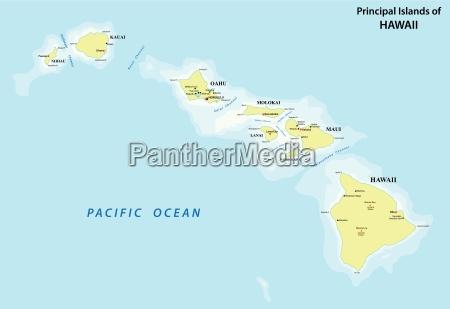 ameryka wyspy mapa nieba atlas mapa