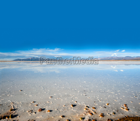 salinas grandes argentyna andach na pustyni