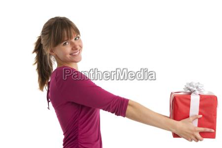 kobieta womane baba upominek podarek weihnachtsgeschenk