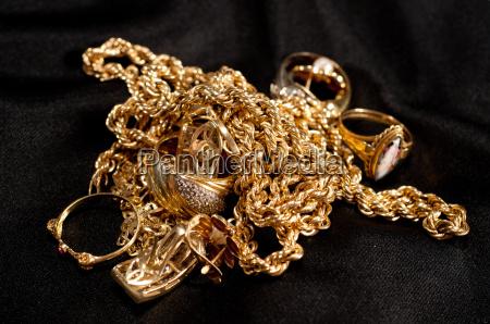 bizuteria zlomu w tym lancuchy bransoletki