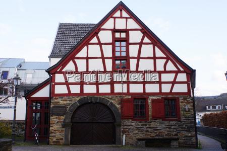rifle muzeum w starej zehtscheune