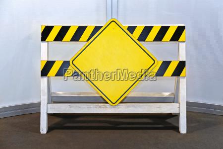 bariera budowlana