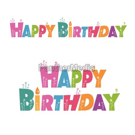 wszystkiego najlepszego z okazji urodzin listy