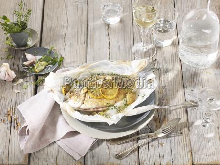 wedkowanie lowienie ryb fishing talerz fotografia