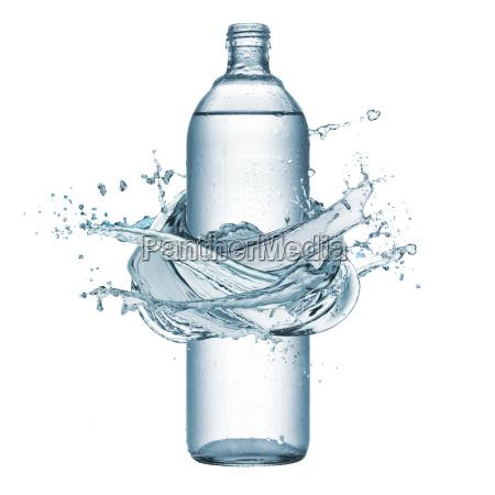 butelka wody