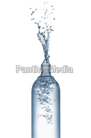 fala anspritzen plama aqua wodne wodna