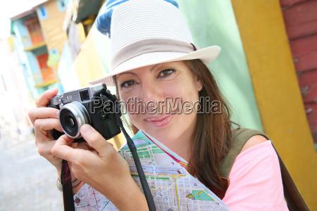 kobieta womane baba slynny kapelusz portret