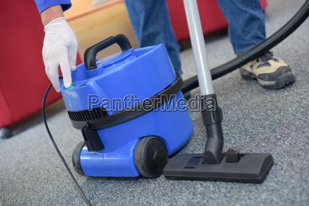 kurz dywan pyl prozniowej czysty sprzatanie