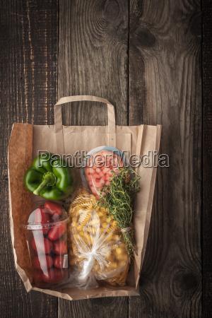 pieprz krewetka makarony tobolek pomidory kisc