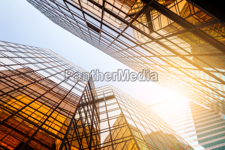 niebieski wieza szklo kubek kielich biuro
