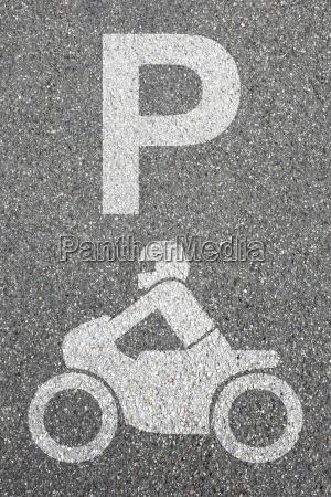 parking motocykl parking motocyklista ruchu drogowego