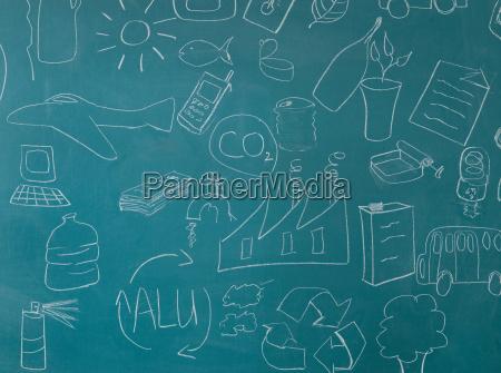 edukacja wyksztalcenie wychowanie nauka ilustracja panel