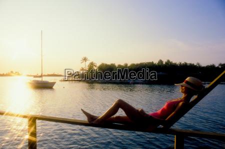 relaks w tropikach