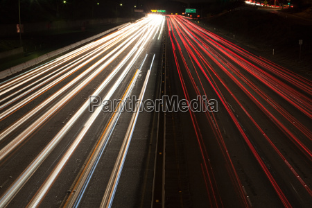 interstate 405 at sunset bouledvard los