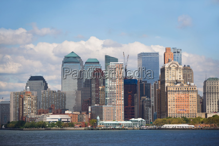 new york city skyline new york