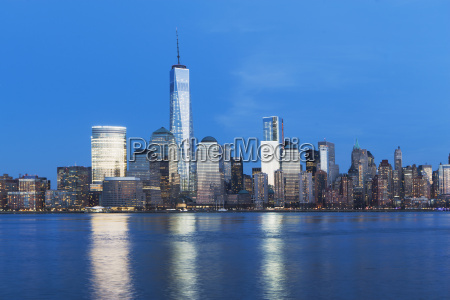 view of river and new york