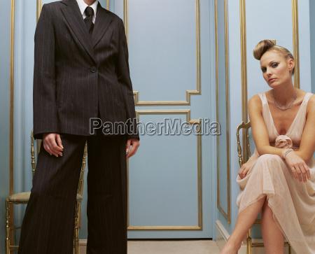kobieta womane baba czekanie czekac oczekujace