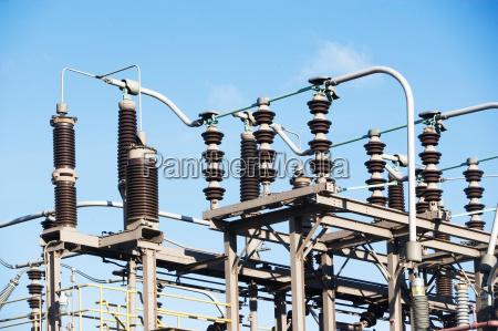 niebezpieczenstwo zagrozenia elektrownia energia elektrycznosc prad