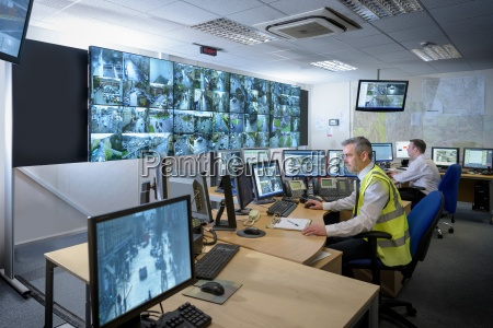 przemysl bran meski komunikacja skupienie monitorowanie