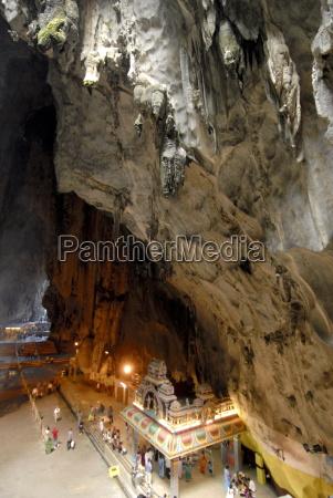 jazda podrozowanie religia jaskinia azja malezja